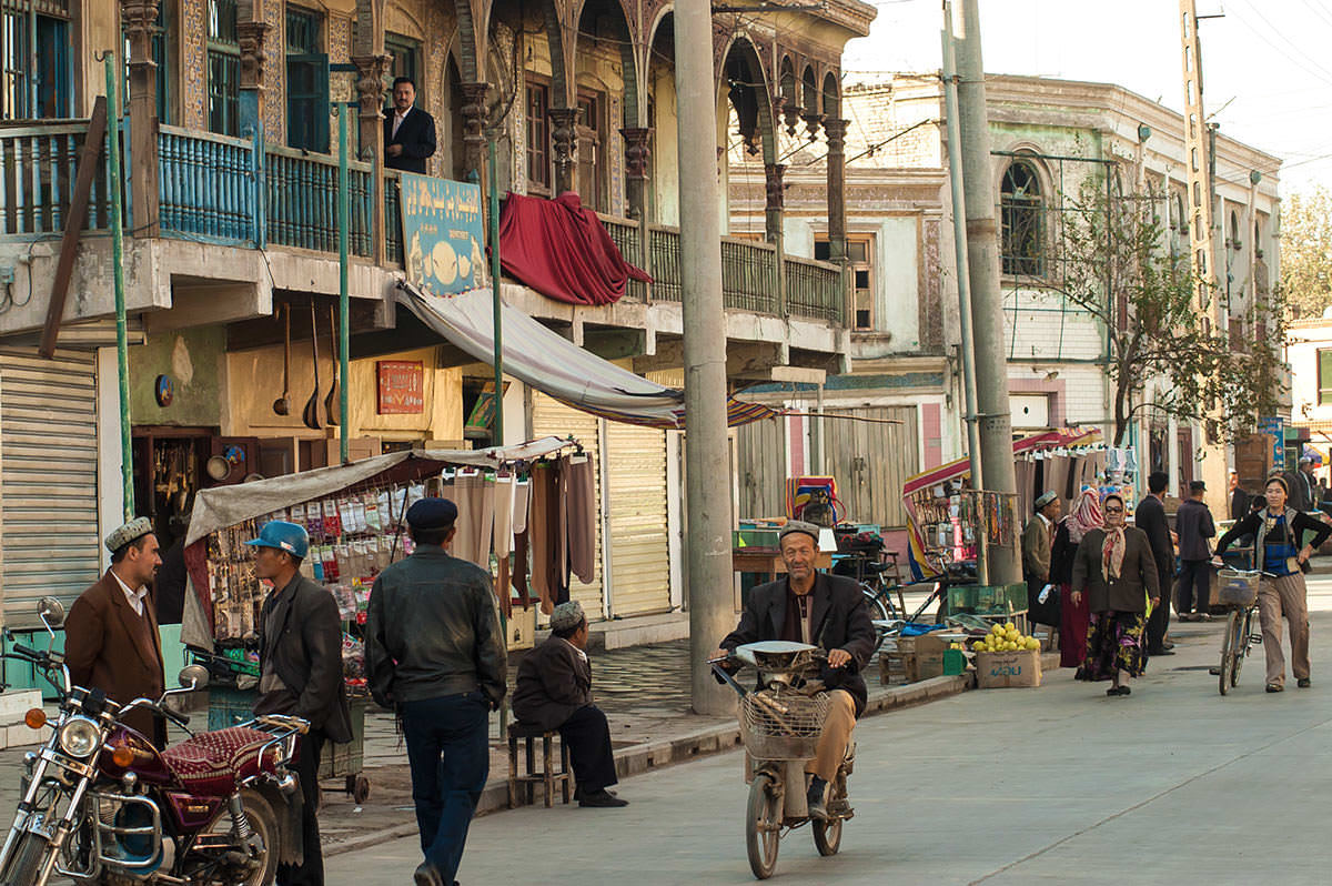 Streets of Kachgar - Silk Route to ''The Spice Blend'' - Blog | Spice Trekkers