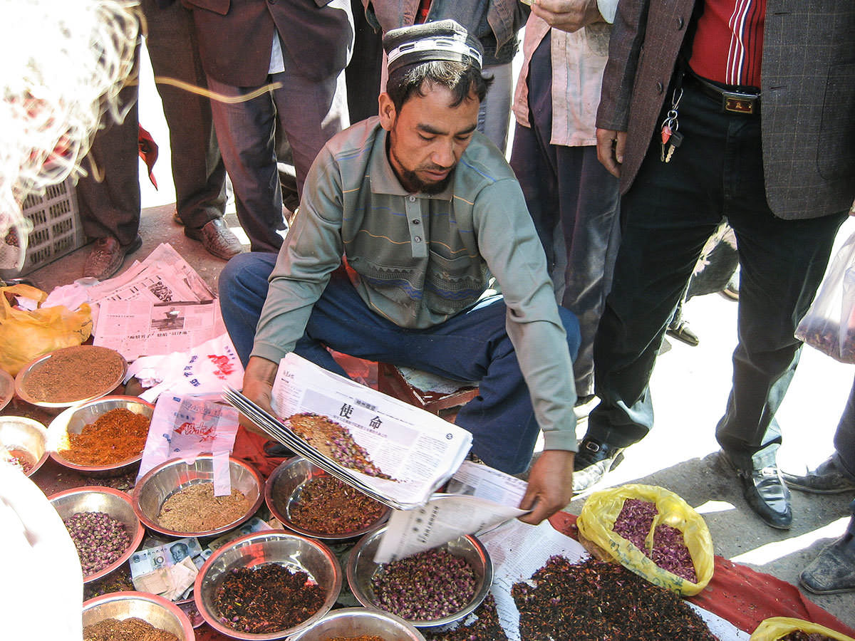 Silk Route to ''The Spice Blend'' - Blog | Spice Trekkers