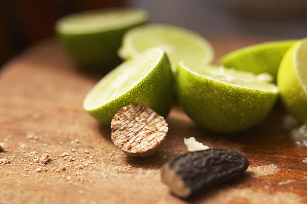 Nutmeg And Lime