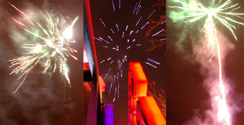 Suzhou Chinese New Year Firewors