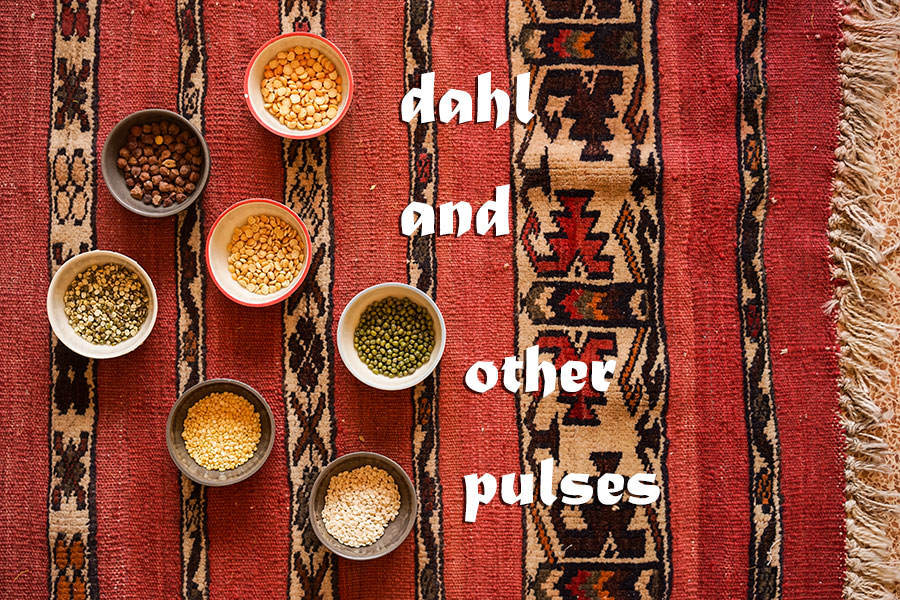 Dahl And Pulses