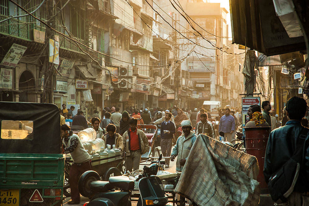 Delhi - Tastes and Flavours: Northern India