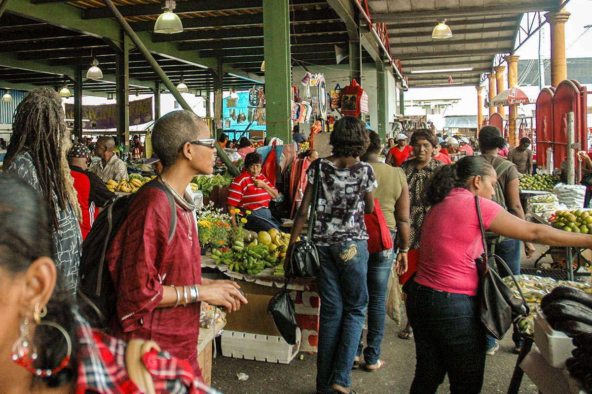 Tastes and Flavors: The Caribbean