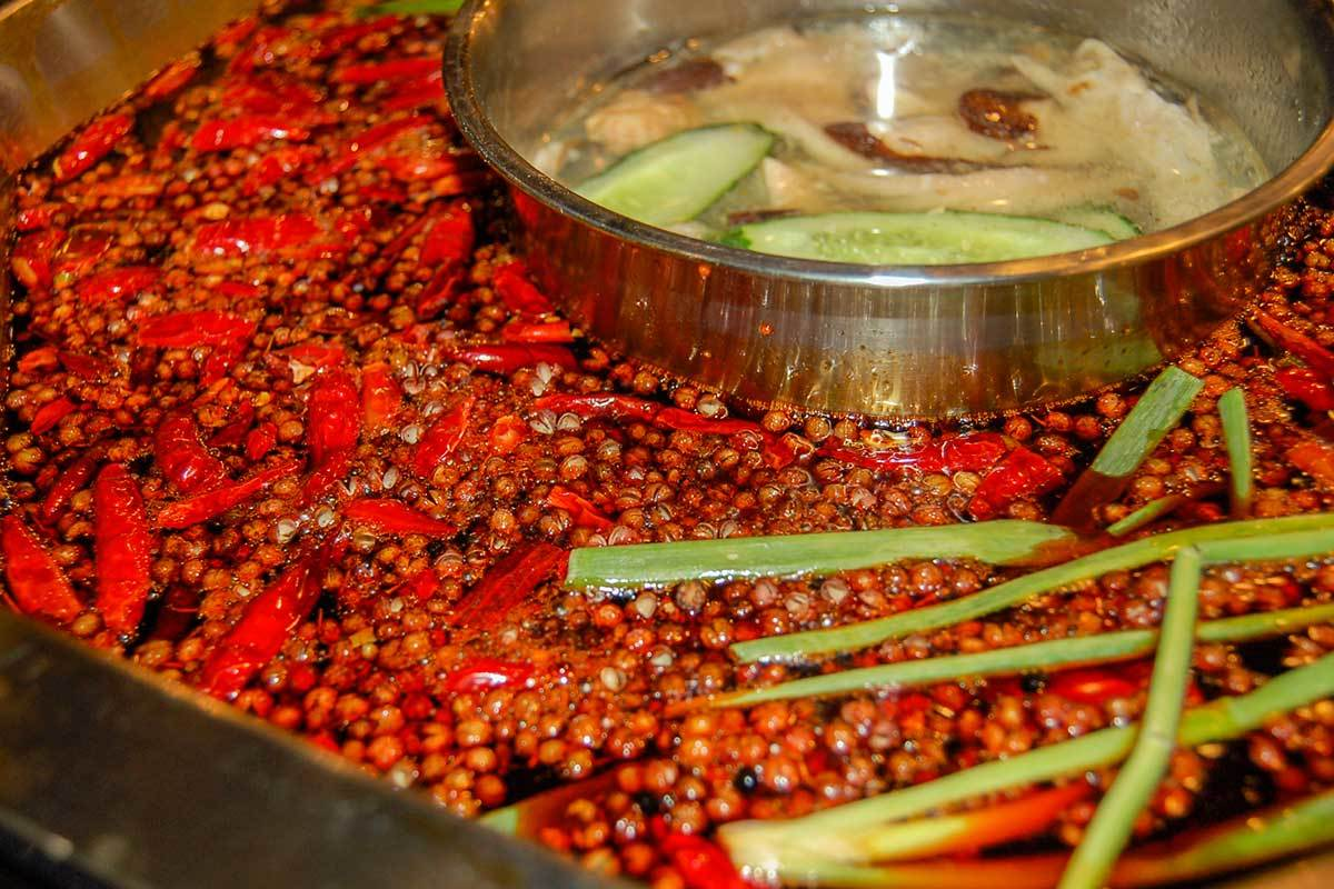 Tastes and Flavours: Sichuan and Yunnan