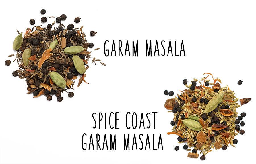 Garam Masala Spice Coast