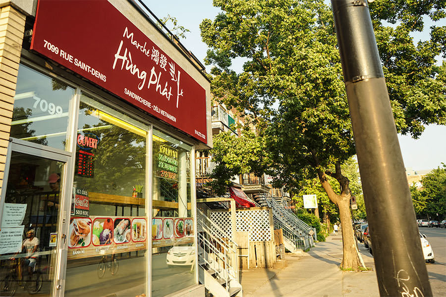 Hung Phat - 5 Places to Eat less than 5 Minutes from the Jean-Talon Market