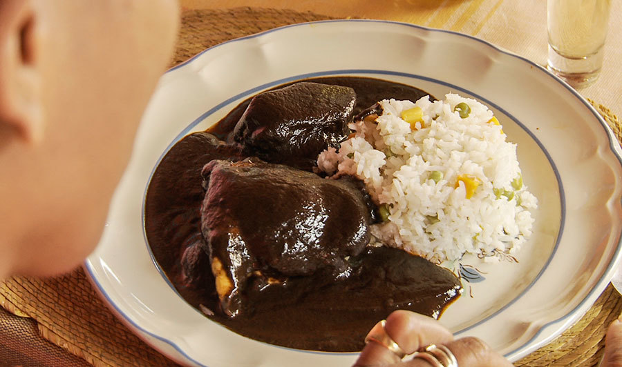 Oaxaca Mole