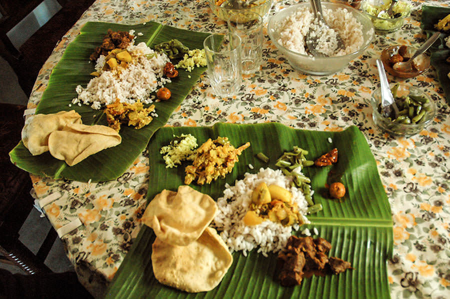 Thalis - Tastes and Flavours: Southern India