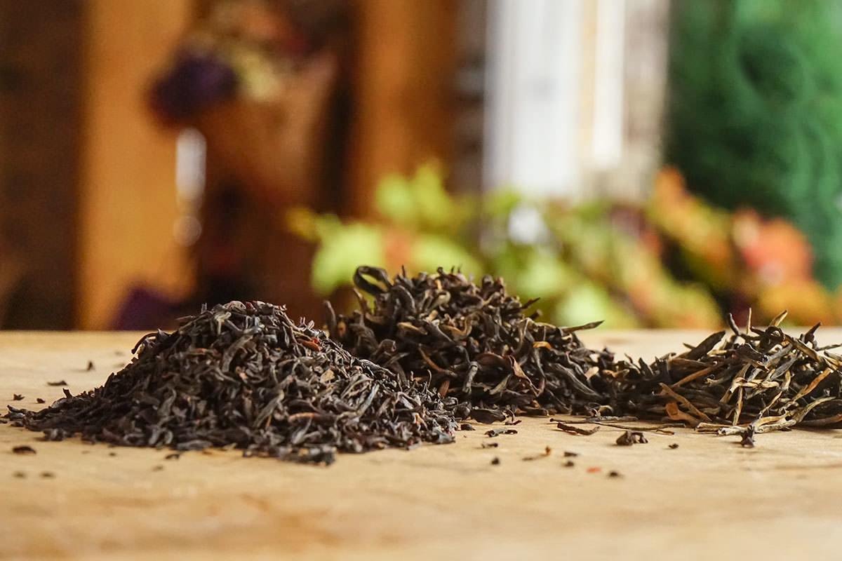 The Best Tea In The World 3 Teas