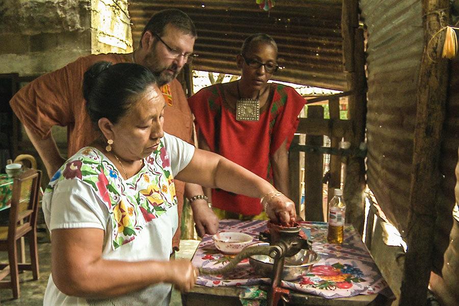Tortilla - Tastes and Flavours : Yucatan