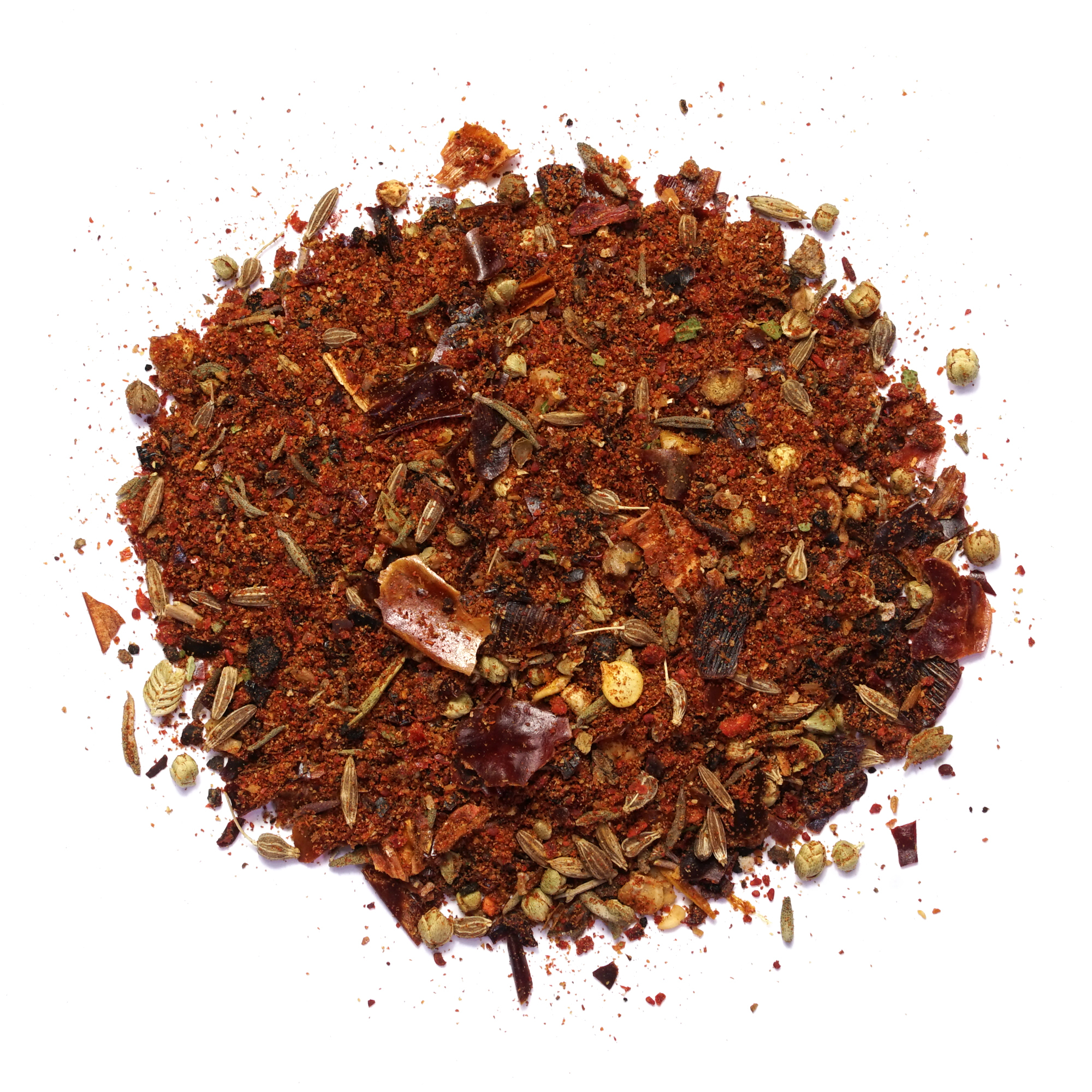 Chili spice blend - Hot and smoky