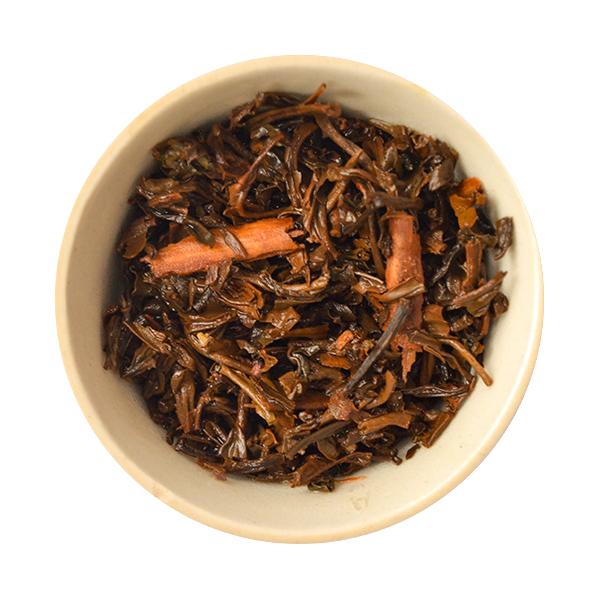 Cinnamon & Long Pepper Black Tea