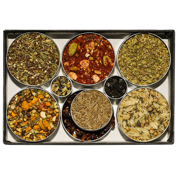 Spice Hunters Favorites Spice Kit