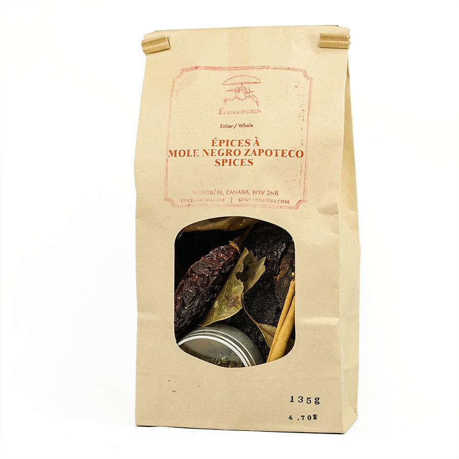 Zapotecan Mole Negro Spices