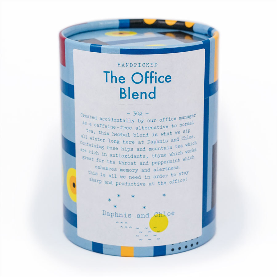 The office blend - Daphnis and Chloe