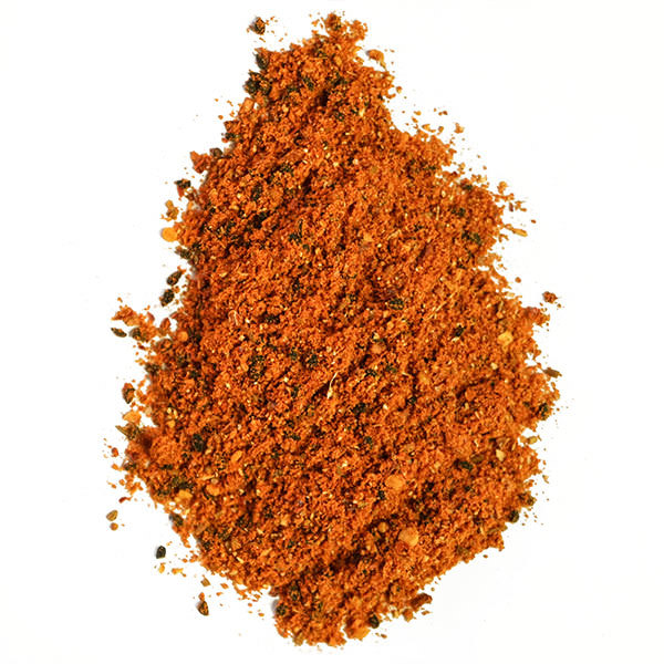 Indian Fish Rub