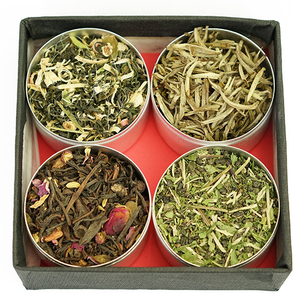 Kit - Spiced teas