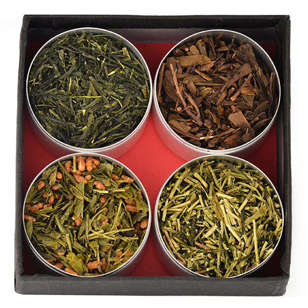 Kit - Japanese Green Teas