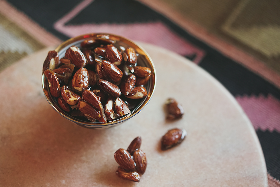 Aleppo Seven Spice Candied Almond