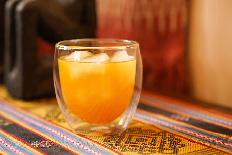 Turmeric Citrus Boost