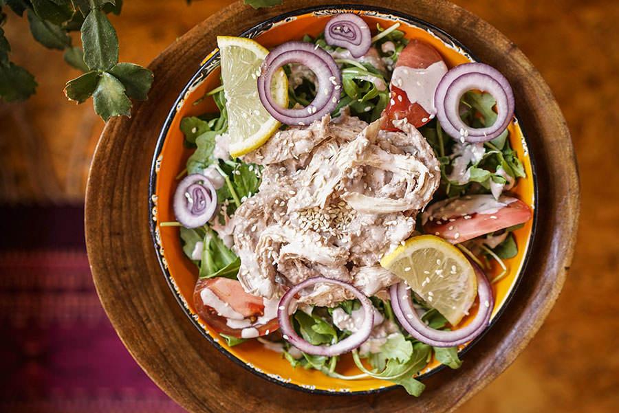 Chicken Taratur Salad