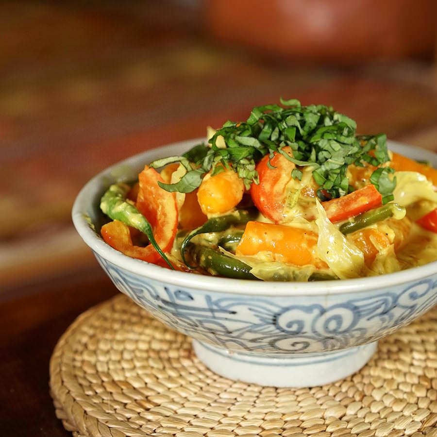Vegetable Gulai