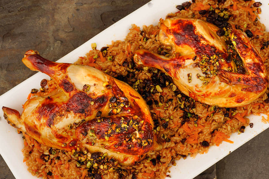 Chicken Kabsa Recipe Spice Trekkers