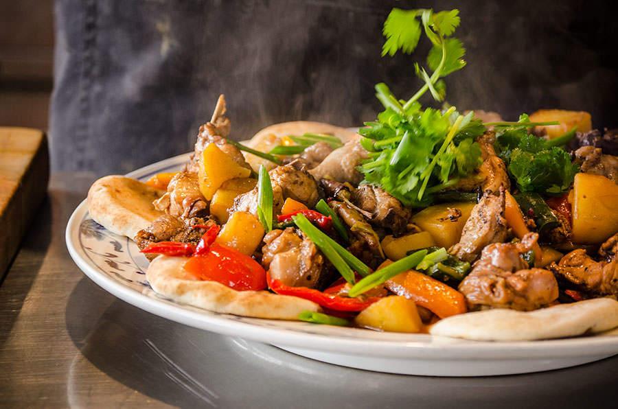 Dapanji Chicken