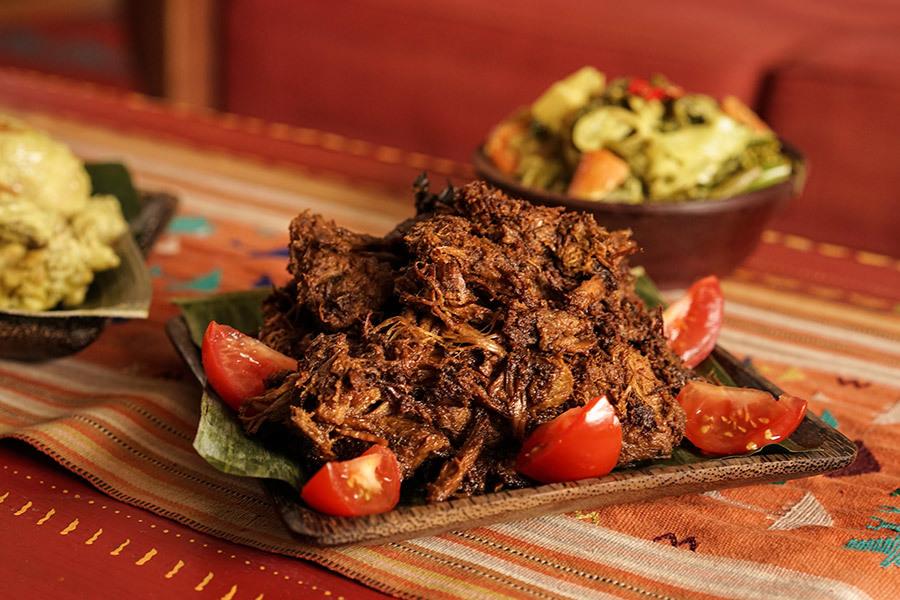Rendang - Padang Beef Confit