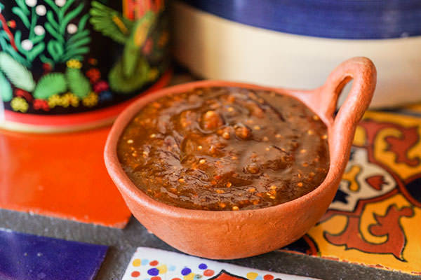 Salsa de Pasilla de Oaxaca
