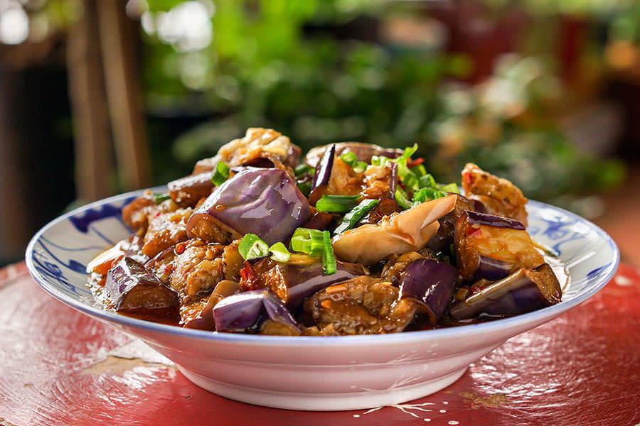 Yuxiang Qiezi - Fish Fragrant Eggplant