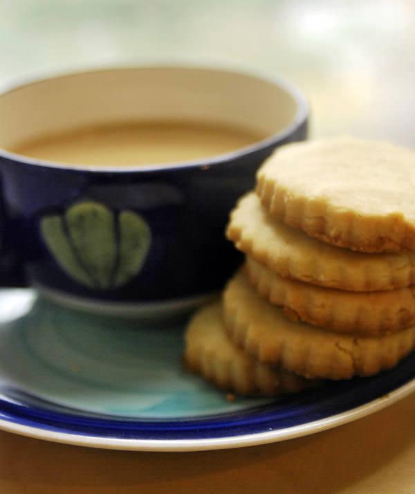 Chaï Butter Cookies