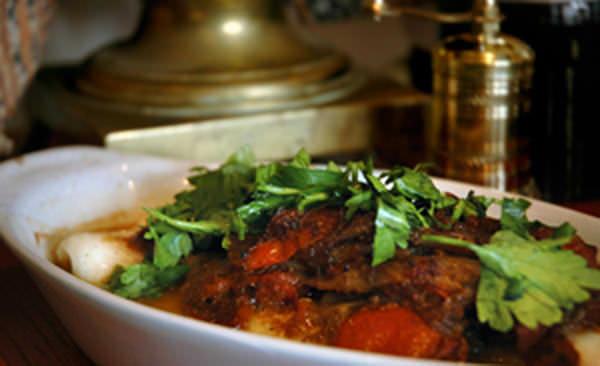 Egirdir Fishermen's Fish Stew
