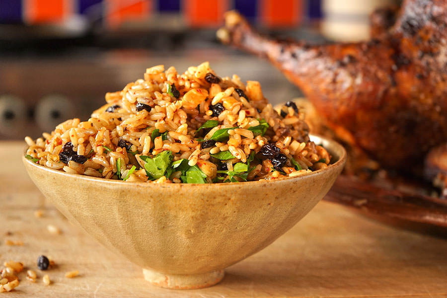 Turkish Turkey Stuffing