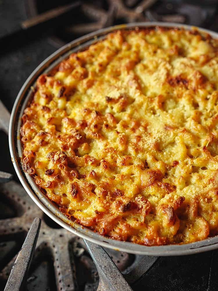 Creole Macaroni Pie