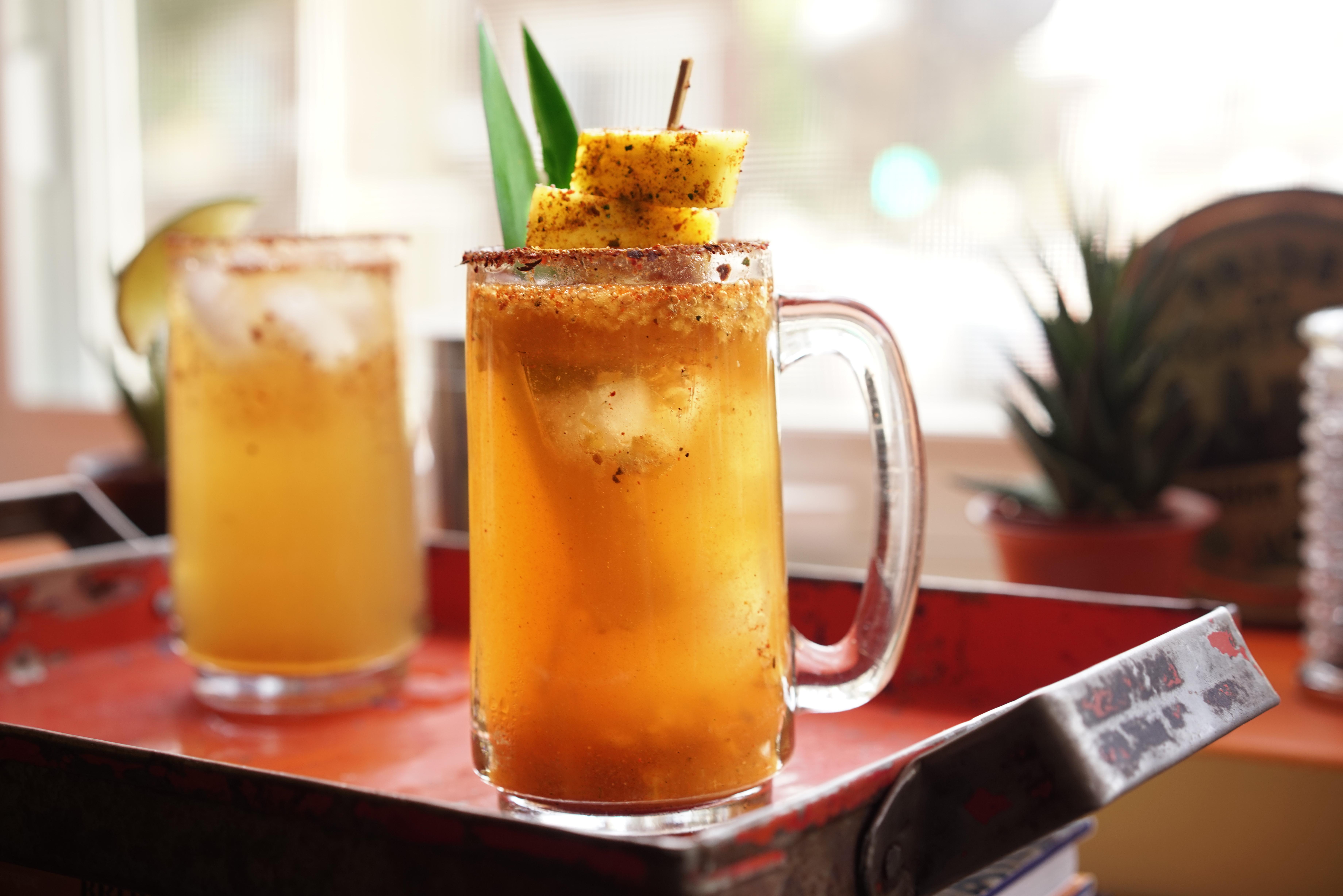 Micheladas Ananas