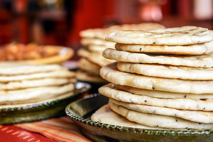 Nigella Naan Bread