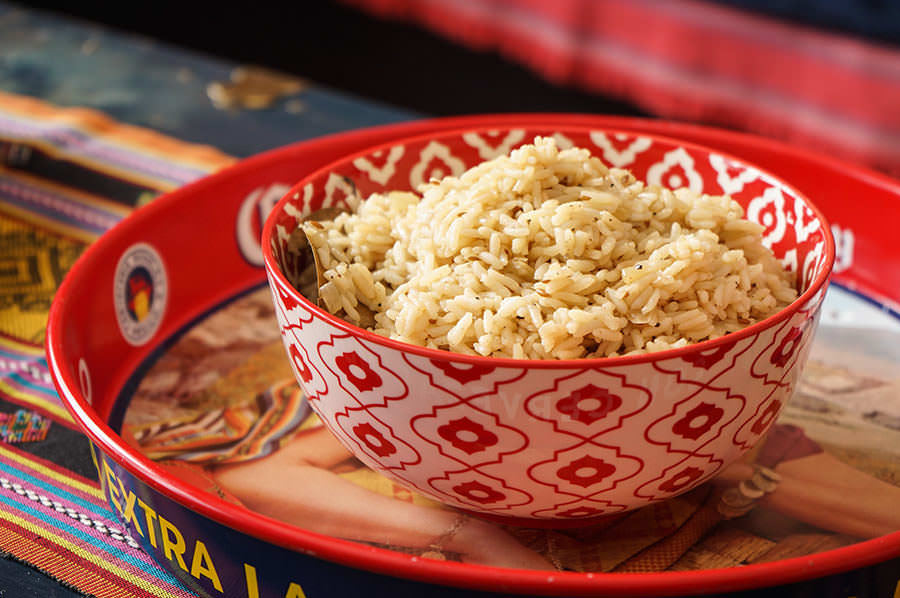 Jeera Rice - Butter Rice with Cumin