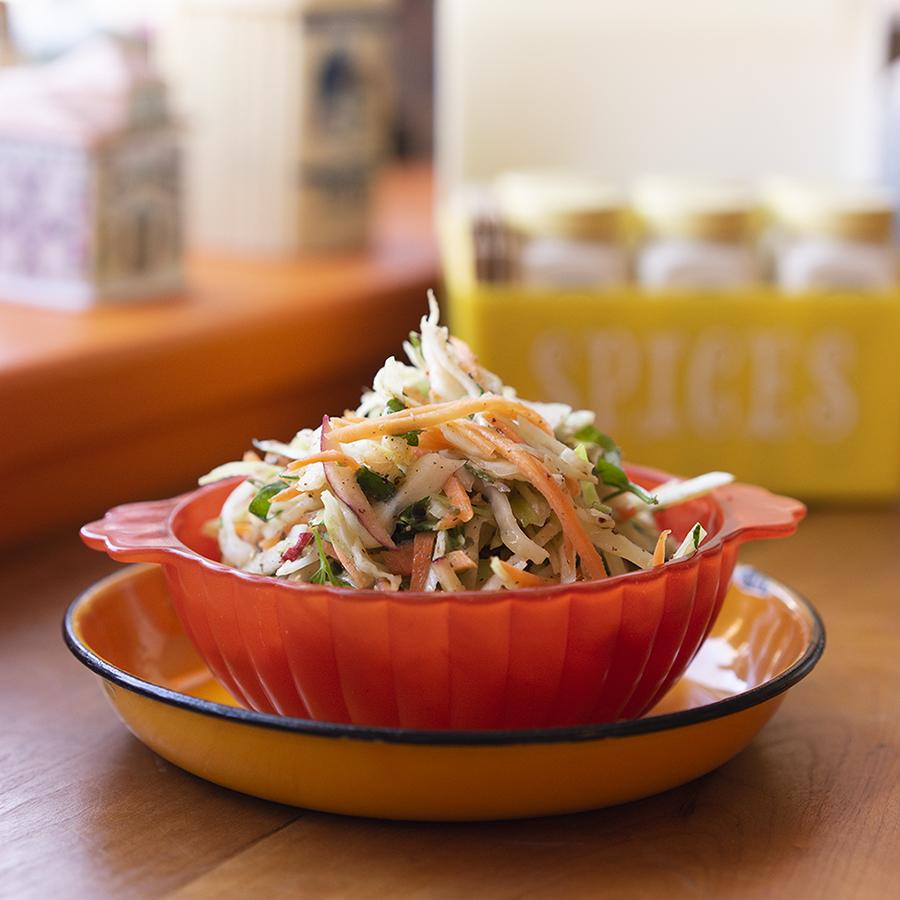 Nordic cabbage salad