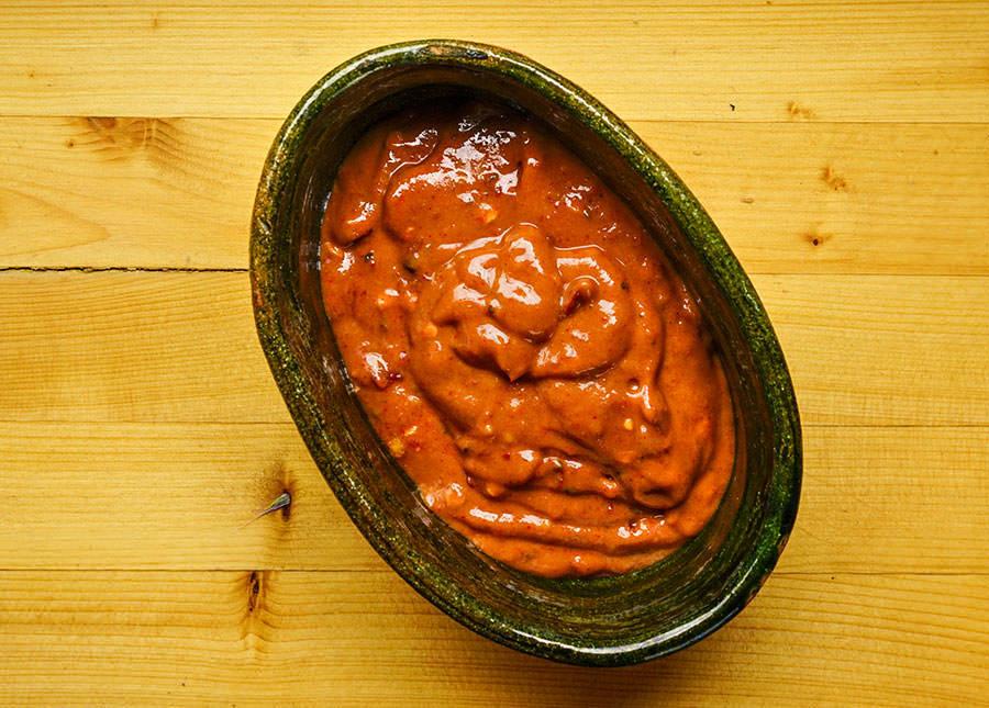 Quick BBQ sauce