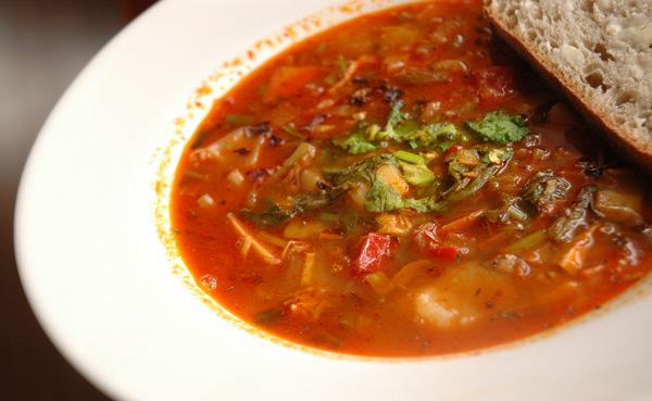 ''Left-Overs'' Turkish Soup