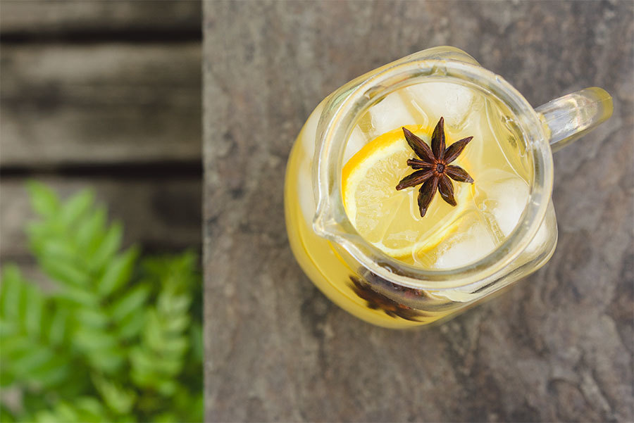 Star Anise Lemonade