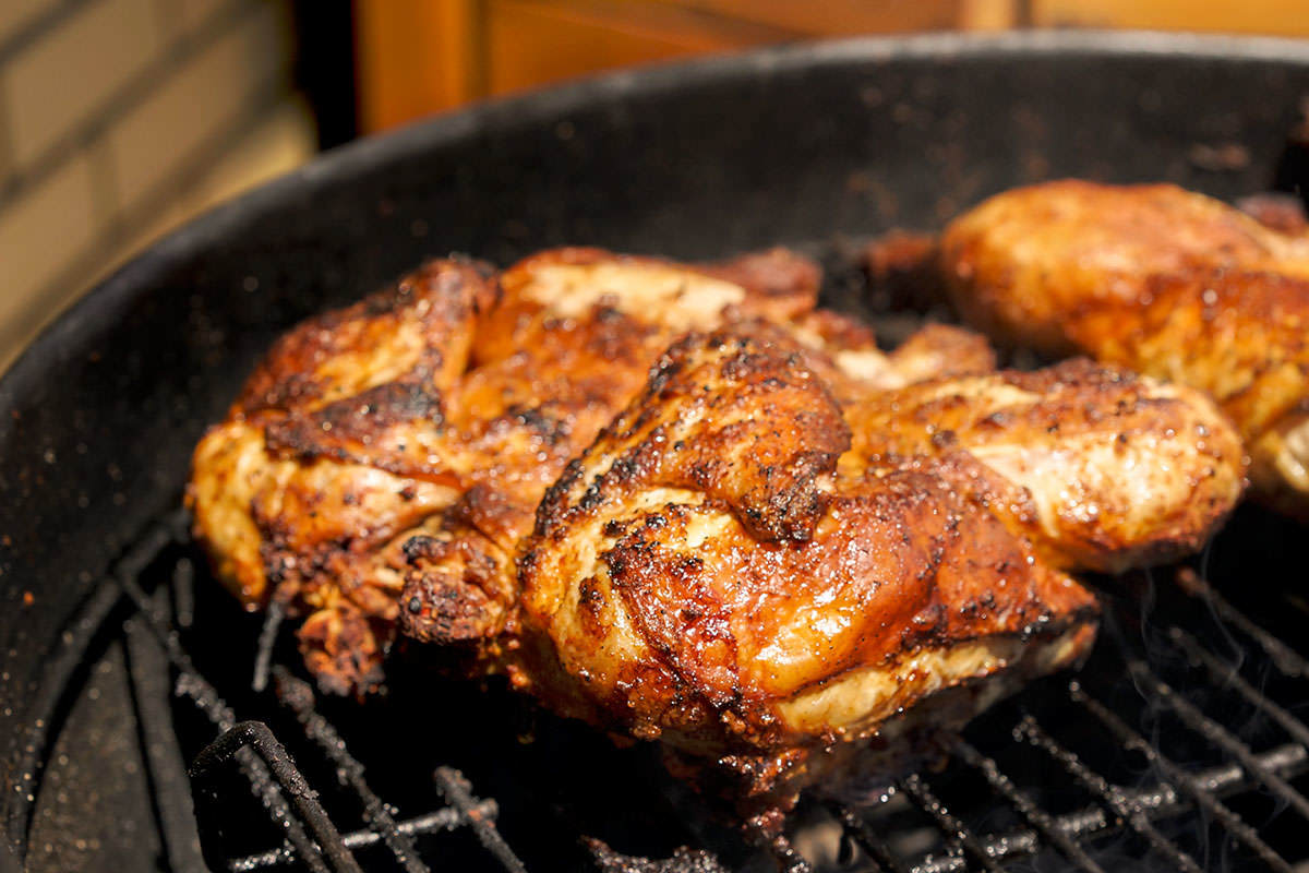 Portuguese-style grilled chicken - Recipe | Spice Trekkers